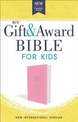 Niv, Gift and Award Bible for Kids, Flexcover, Pink, Comfort Print