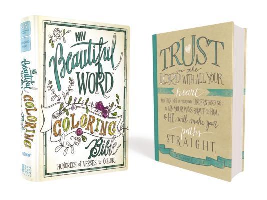 Beautiful Word Coloring Bible-NIV