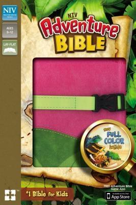 Adventure Bible, NIV