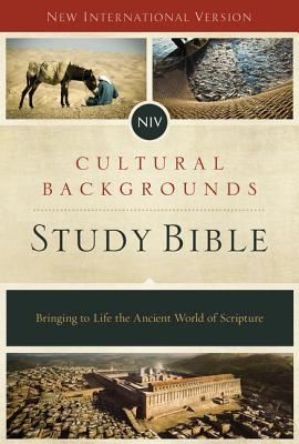 Cultural Backgrounds Study Bible-NIV