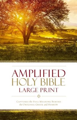 Amplified Bible-Am-Large Print
