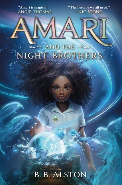 Amari and the Night Brothers ( Supernatural Investigations, 1 )