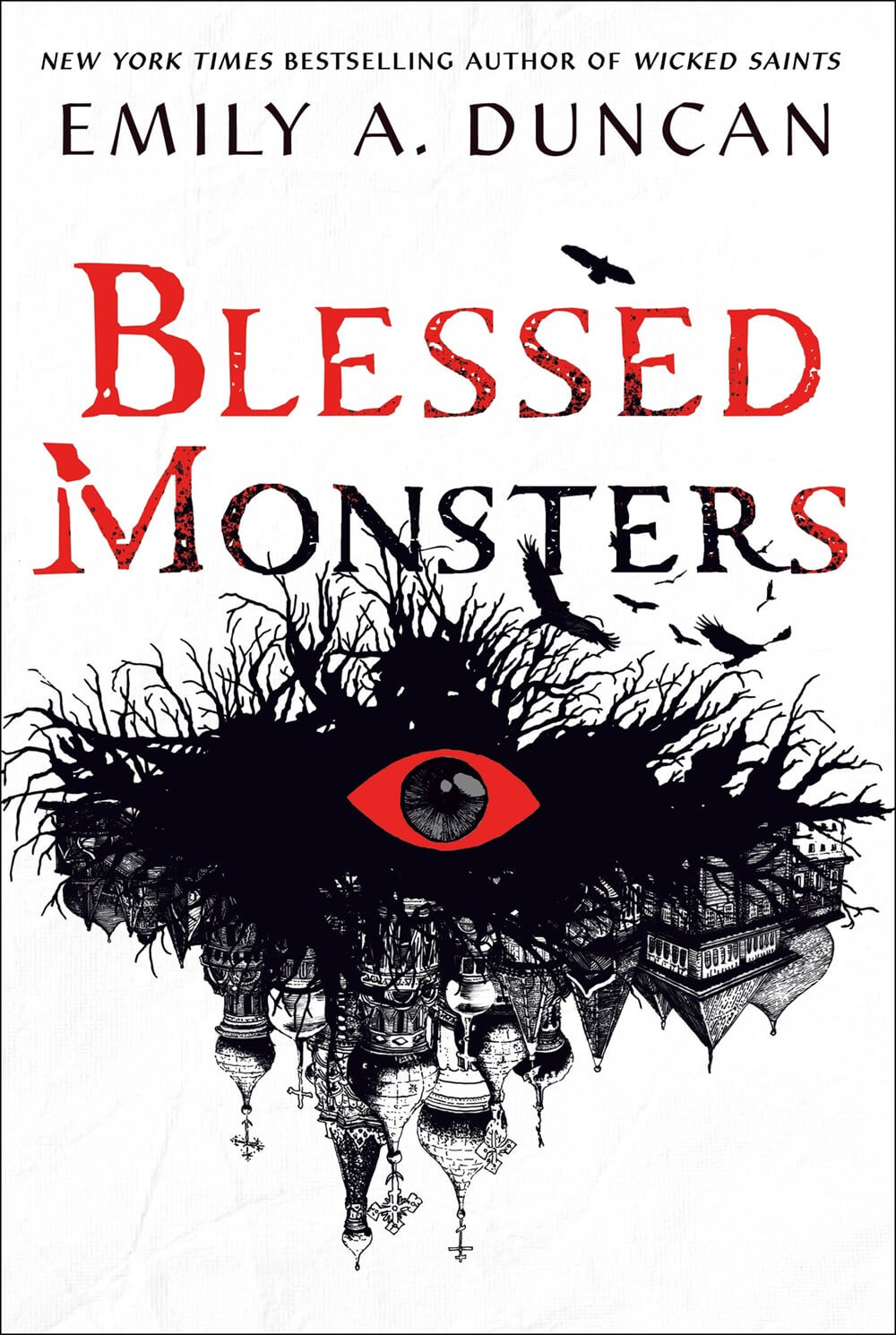 Blessed Monsters ( Something Dark and Holy #3 )