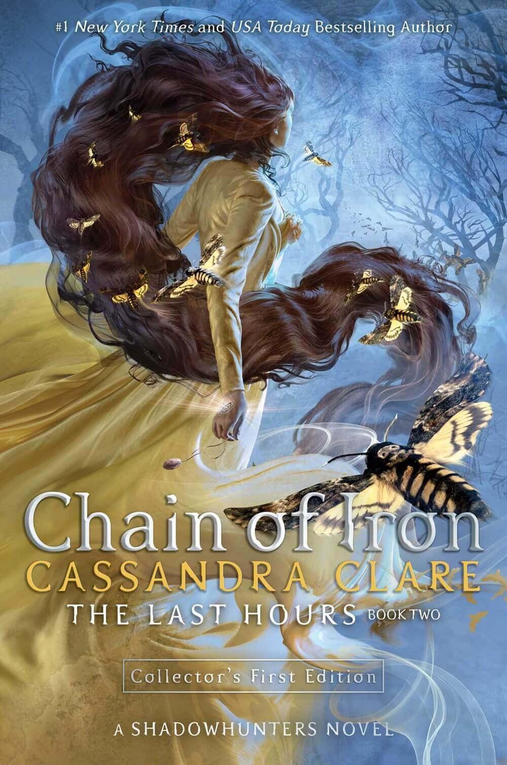 Chain of Iron, Volume 2 ( Last Hours )