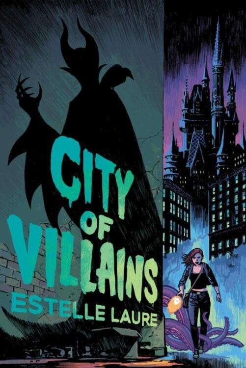 City of Villains ( City of Villains #1 )