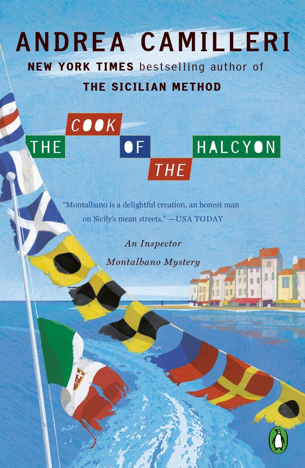 The Cook of the Halcyon ( Inspector Montalbano Mystery )