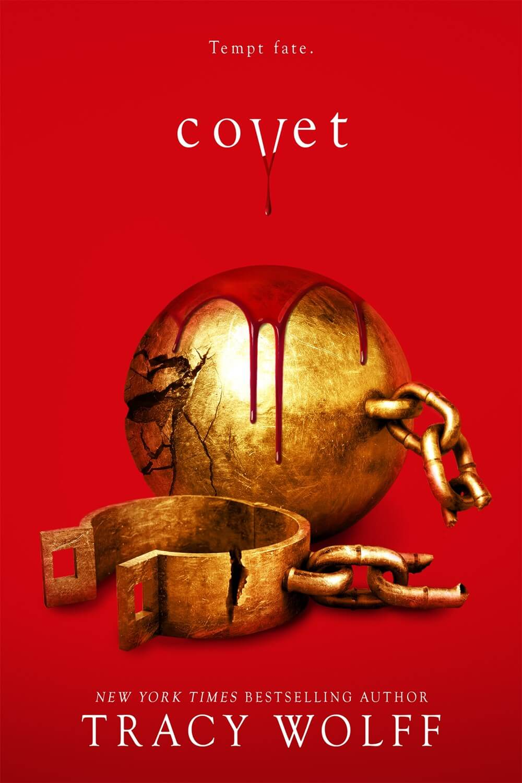 Covet ( Crave, 3 )