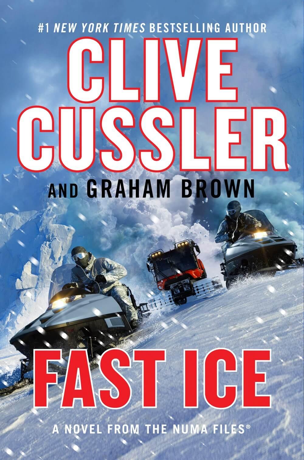 Fast Ice ( NUMA Files #18 )