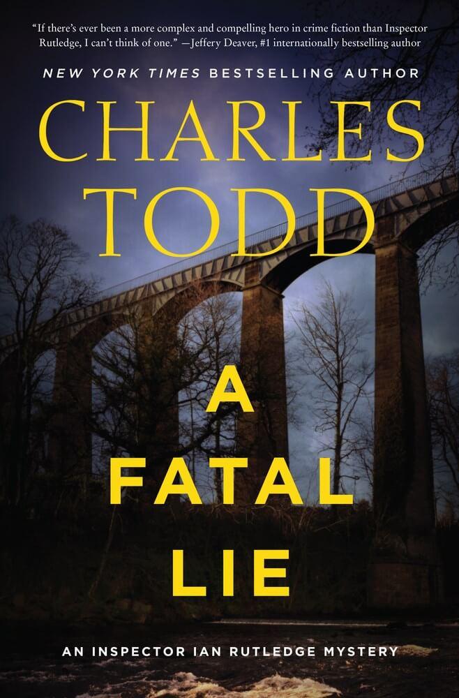 A Fatal Lie ( Inspector Ian Rutledge Mysteries, 23 )