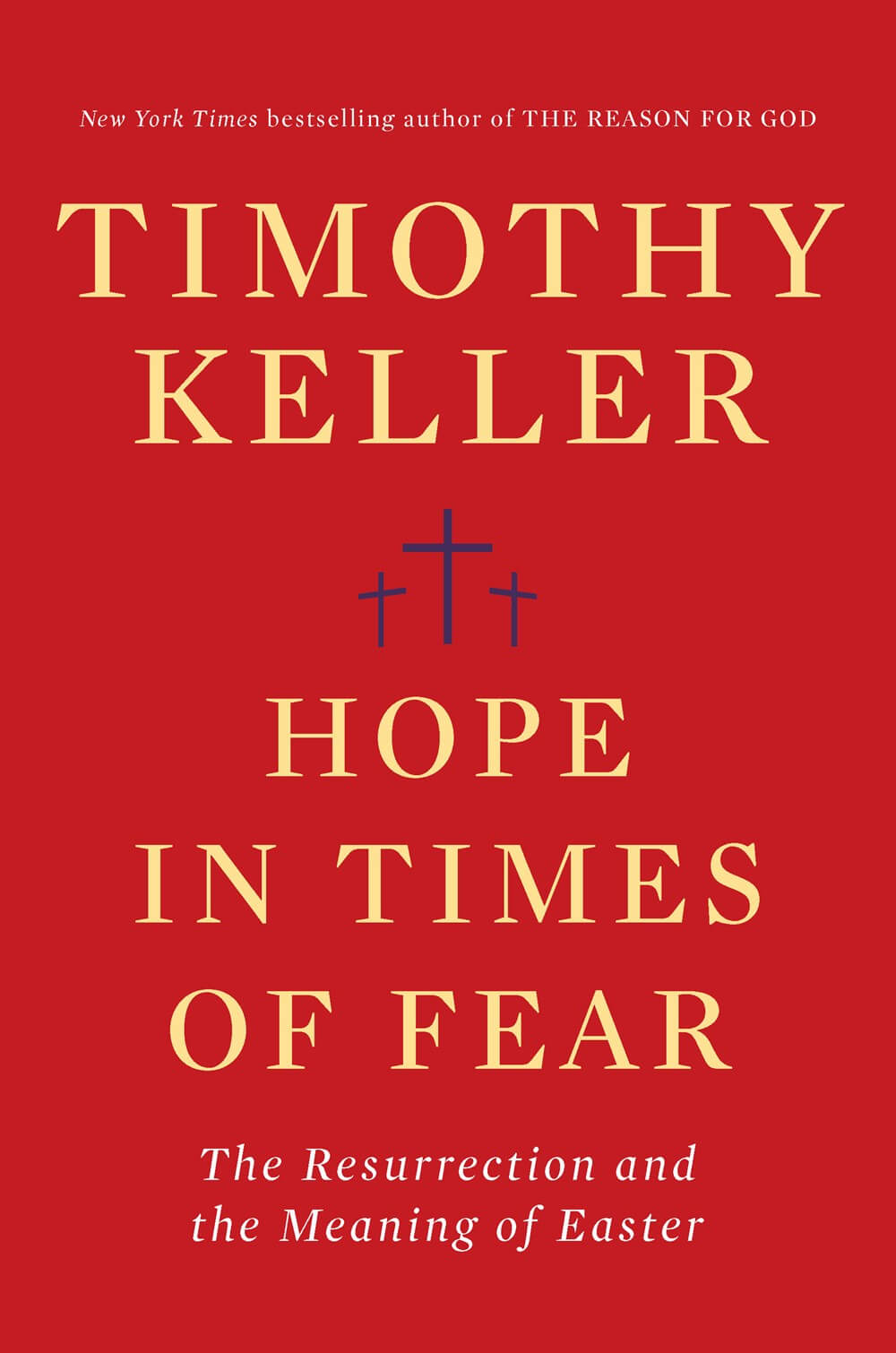 Hope in Times of Fear