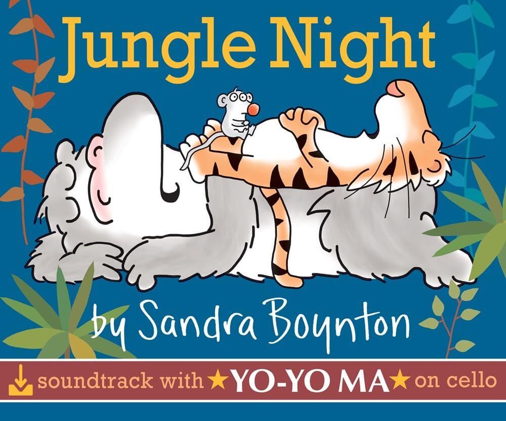 Jungle Night (with Free Downloadable Soundtrack with Yo-Yo Ma) ( Boynton on Board )