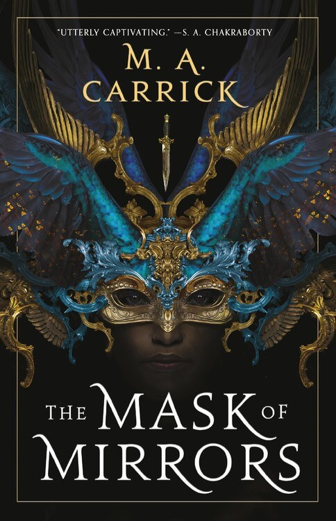 The Mask of Mirrors ( Rook & Rose #1 )