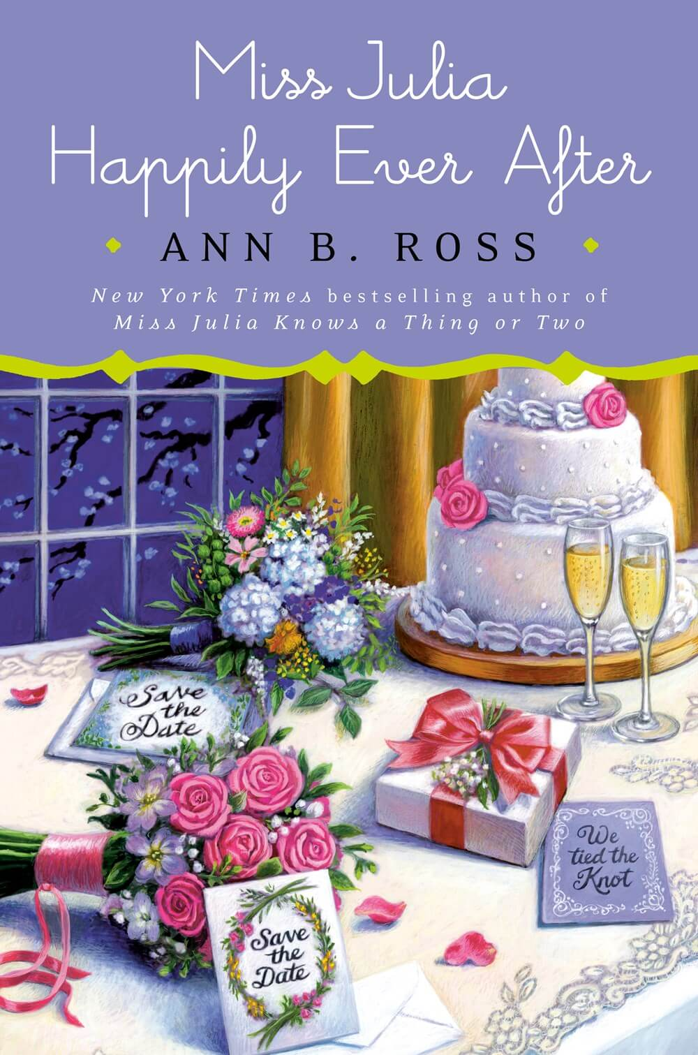 Miss Julia Happily Ever After ( Miss Julia #22 )