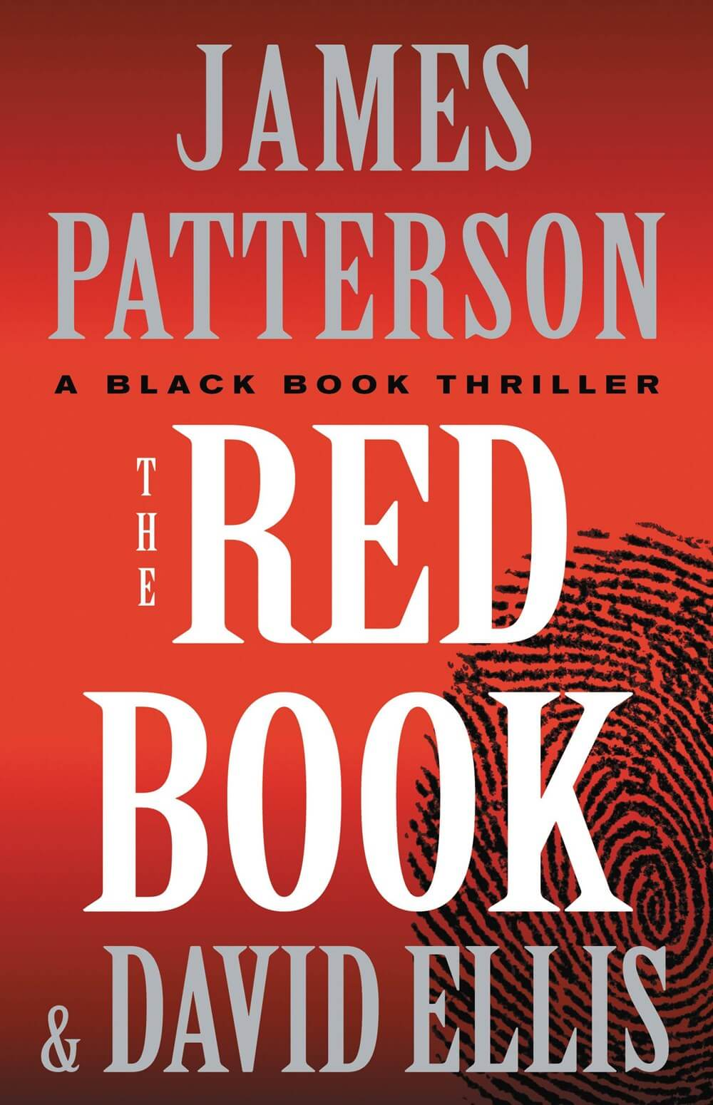 The Red Book ( A Black Book Thriller #2 )
