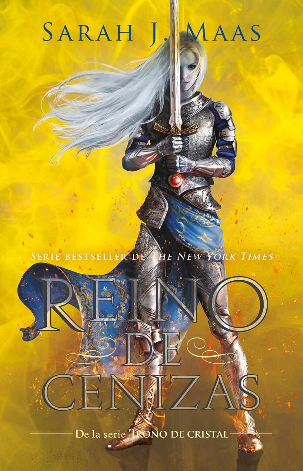Reino de Cenizas / Kingdom of Ash ( Trono de Cristal / Throne of Glass )