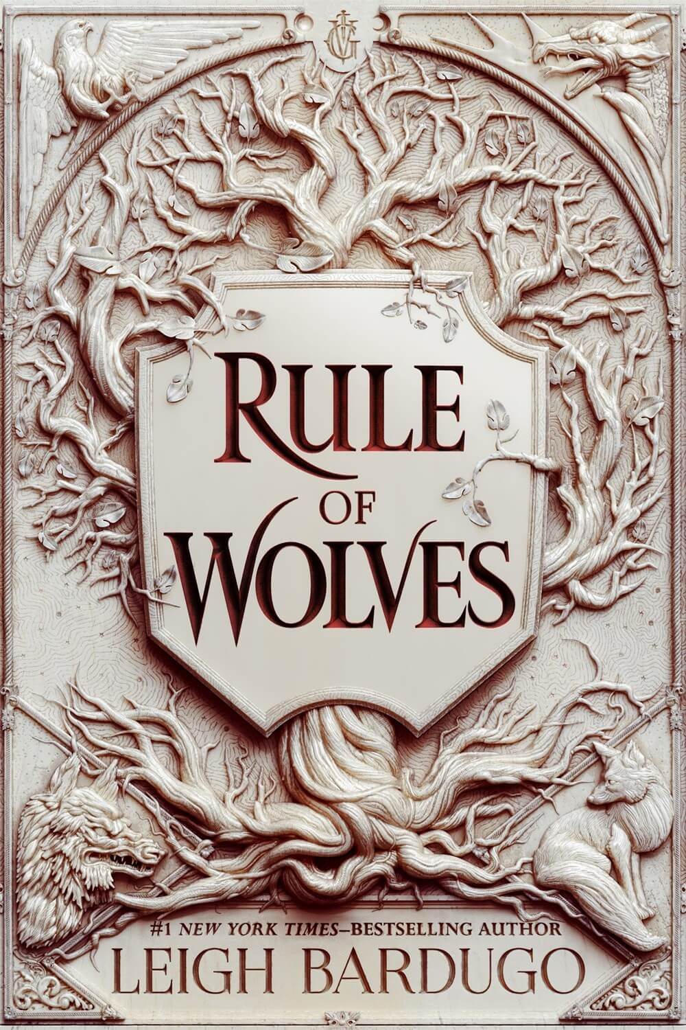 Rule of Wolves ( King of Scars Duology #2 )