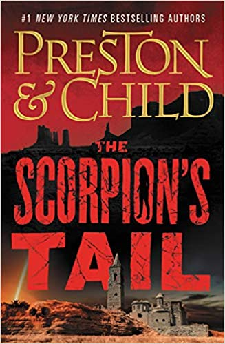 The Scorpion's Tail ( Nora Kelly #2 )