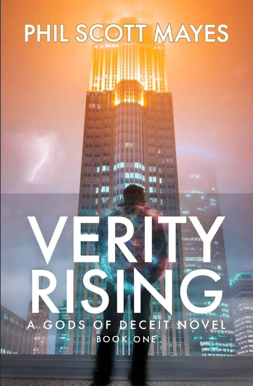 Verity Rising ( Gods of Deceit #1 )