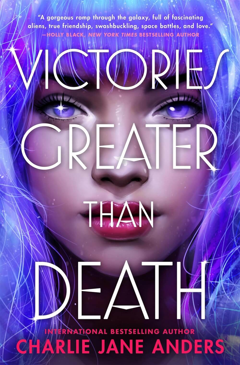 Victories Greater Than Death ( Unstoppable #1 )