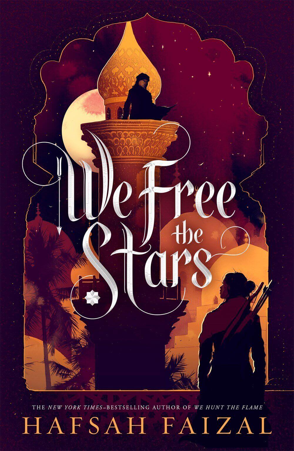 We Free the Stars ( Sands of Arawiya, 2 )