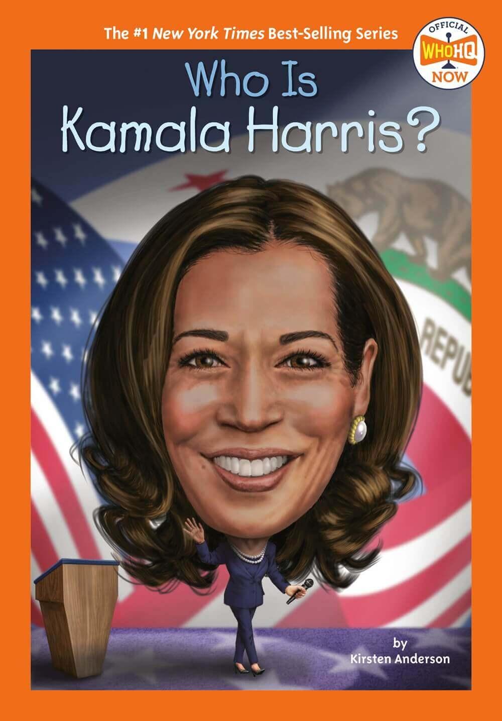 Who Is Kamala Harris? ( Who HQ Now )