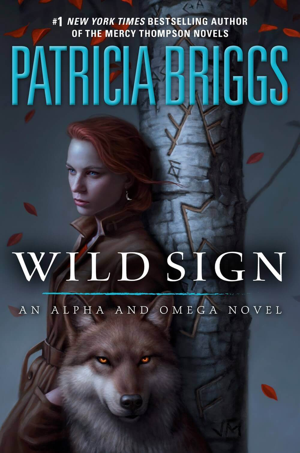 Wild Sign ( Alpha and Omega #6 )