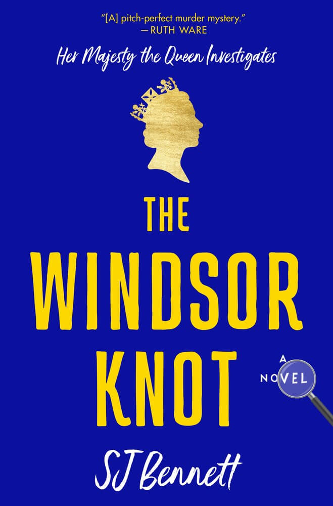The Windsor Knot ( Her Majesty the Queen Investigates, 1 )