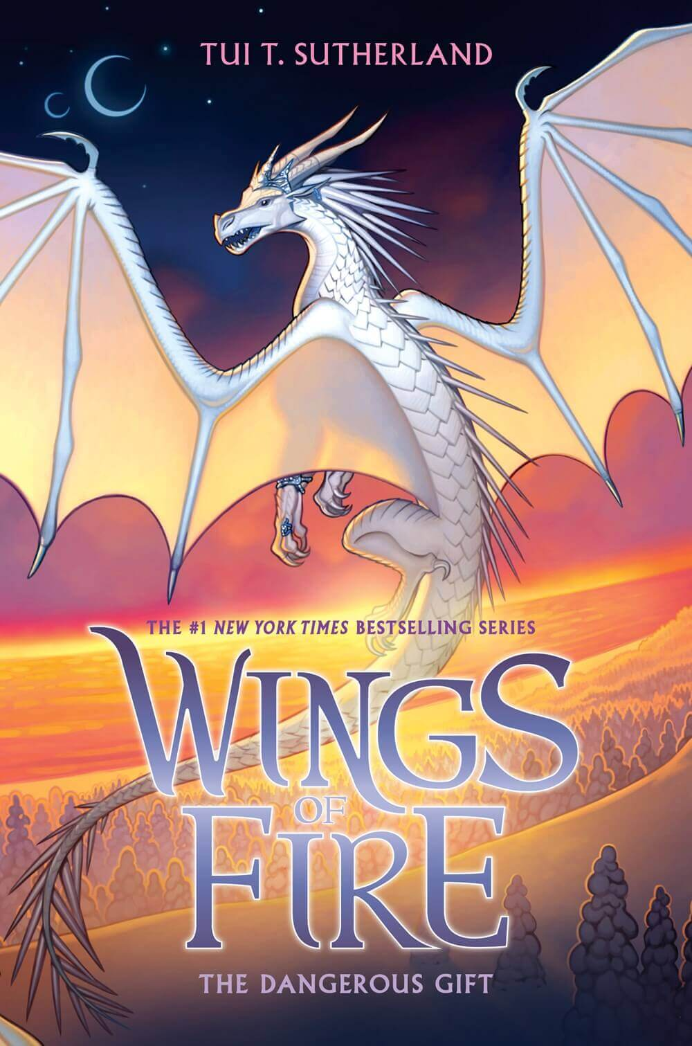 The Dangerous Gift (Wings of Fire, Book 14)