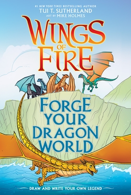 Forge Your Dragon World: A Wings of Fire Creative Guide