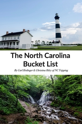 The North Carolina Bucket List Book
