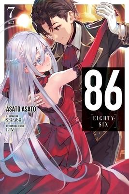 86--Eighty-Six, Vol. 7 (Light Novel): Mist