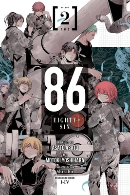 86--Eighty-Six, Vol. 2 (Manga)