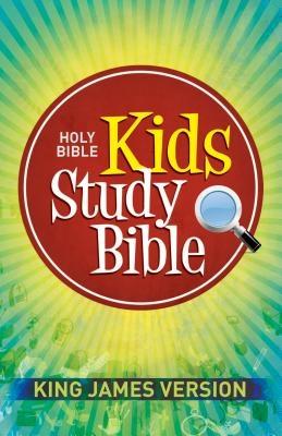 Kids Study Bible-KJV