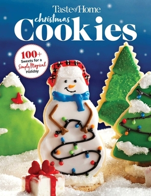 Taste of Home Christmas Cookies Mini Binder: 100+ Sweets for a Simply Magical Holiday