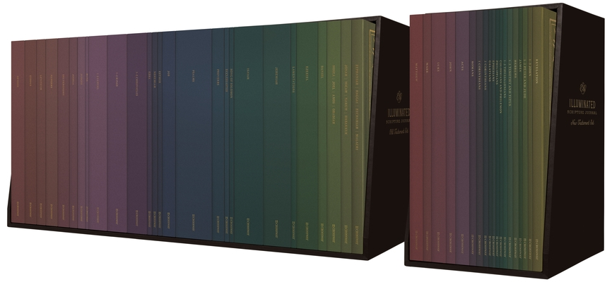 ESV Illuminated Scripture Journal: Old and New Testament Sets