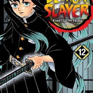 Demon Slayer: Kimetsu No Yaiba, Vol. 12, Volume 12