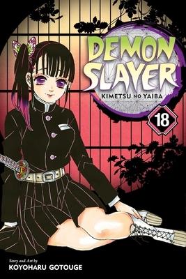 Demon Slayer: Kimetsu No Yaiba, Vol. 18, 18