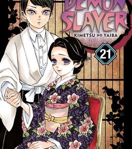 Demon Slayer: Kimetsu No Yaiba, Vol. 21