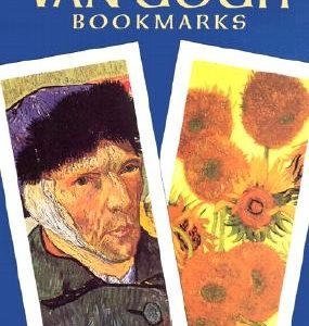 Twelve Van Gogh Bookmarks