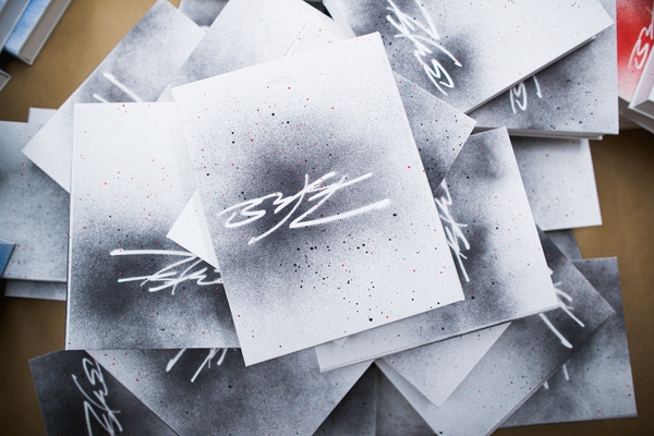 Futura Deluxe Edition: The Artist's Monograph