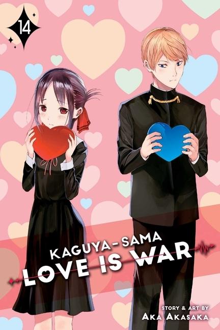 Kaguya-Sama: Love Is War, Vol. 14, 14