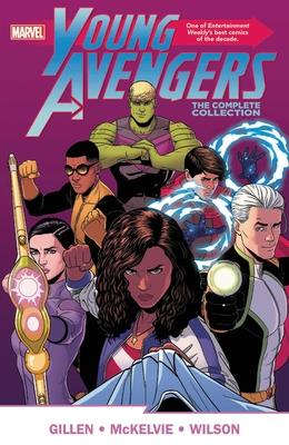 Young Avengers by Gillen & McKelvie