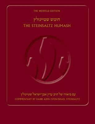 The Steinsaltz Humash, 2nd Edition