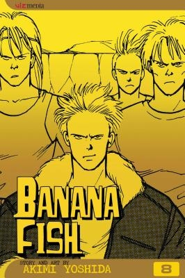 Banana Fish, Vol. 8