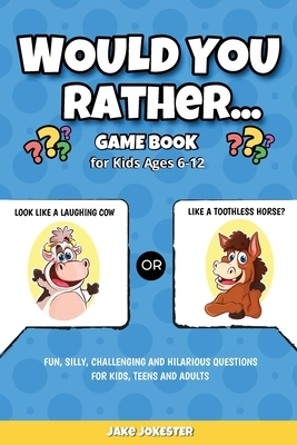 Would You Rather Game Book
