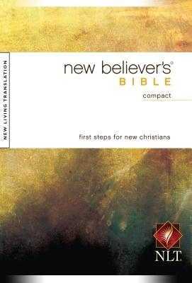 New Believer's Bible-NLT-Compact
