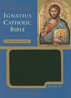 Ignatius Catholic Bible-RSV-Large Print