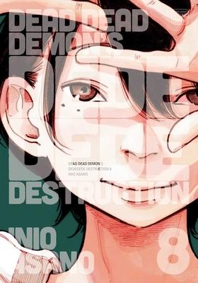 Dead Dead Demon's Dededede Destruction, Vol. 8, Volume 8