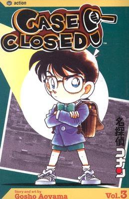 Case Closed, Vol. 3, Volume 3