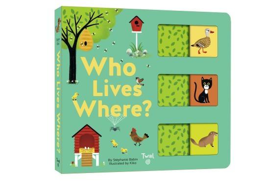 Who Lives Where?